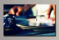 Фото картина на холсте DJ Max 54*32.5 см.