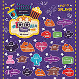 Скретч постер #100 дел с фильмами (Movies edition), фото 4