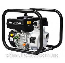 Мотопомпа Hyundai HY 53. Бесплатная доставка по Украине!