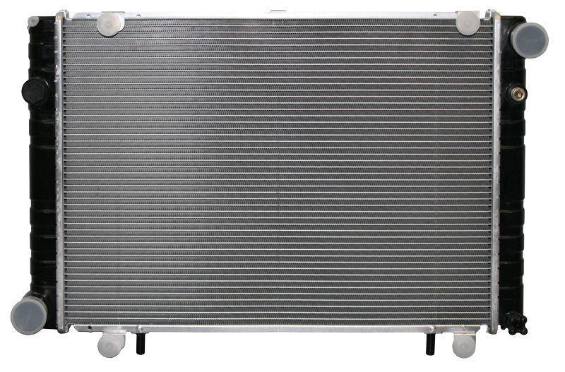 Радиатор вод. охлажд. ГАЗ 3302 (под рамку) NOCOLOK аллюм. (пр-во ШААЗ), 330242А-1301010