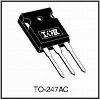 MOSFET транзистор SPW16N50C3FKSA1 INFIN TO-247-3
