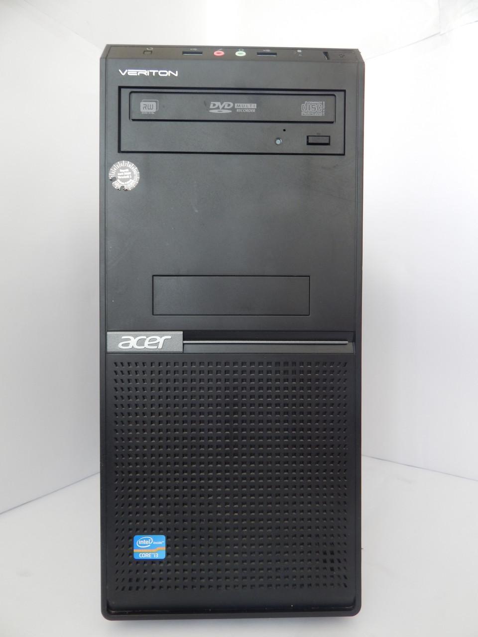 Системный блок Acer Veriton E430 i3-3220 RAM 4 ГБ