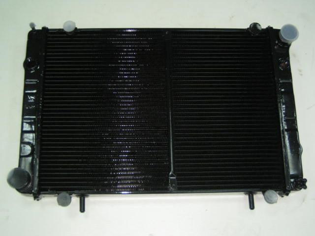 Радіатор вод. охо. ГАЗ 3302 (під рамку) н/о (вир-во ШААЗ), 330242-1301010-01