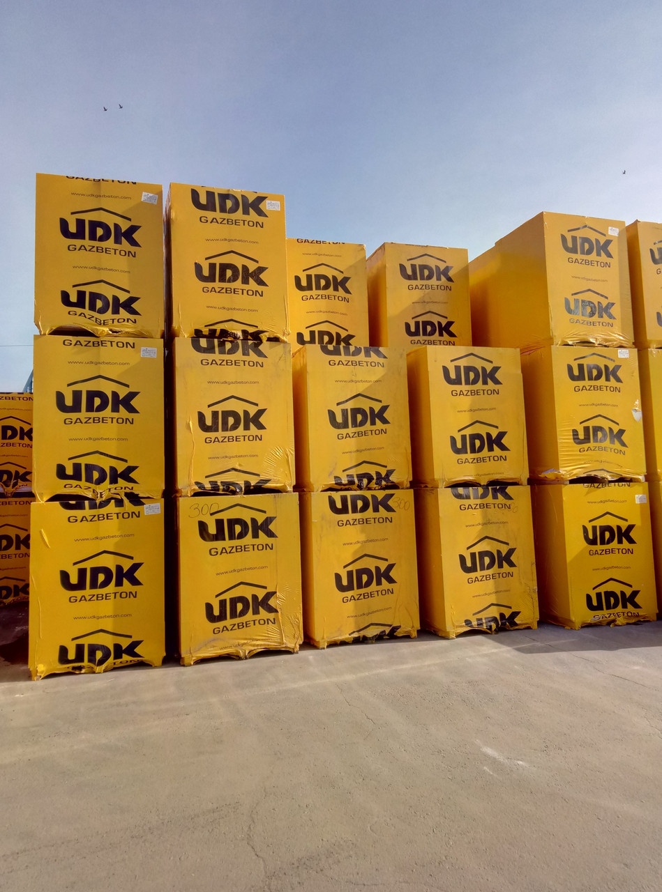 Газобетон, Газоблок, Газобетонные блоки ЮДК (UDK)Газоблок, газобетон  UDK Wall с 06,07