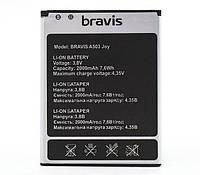 Аккумулятор Bravis JOY A503, 2000 mAh Оригинал