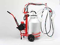 Доильный аппарат для коз (40-50 коз)