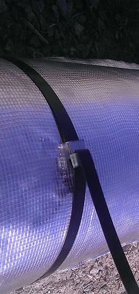 Хомут для крепления теплоизоляционной скорлупы ППУ (38 диаметр), фото 2