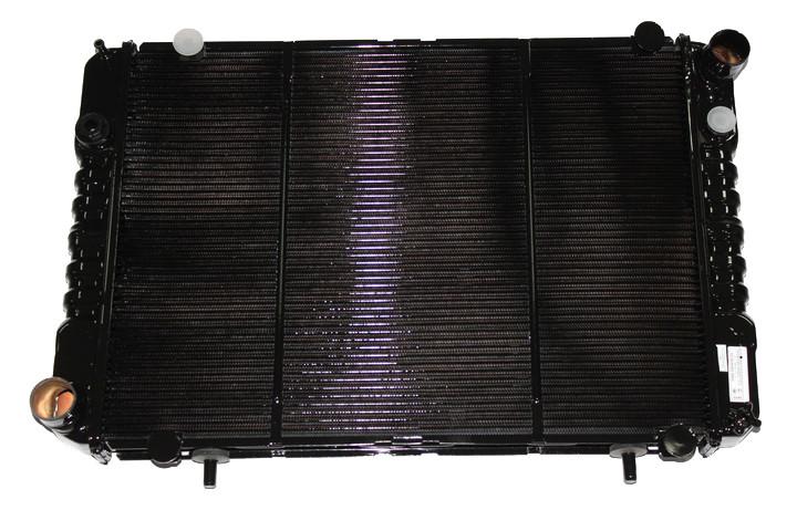 Радиатор вод. охлажд. ГАЗ 3302 (3-х рядн.) (под рамку) (пр-во г.Оренбург), 3302-1301010-33