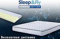 Ортопедический матрас Sleep&Fly Silver Edition Lantan / Лантан, фото 1