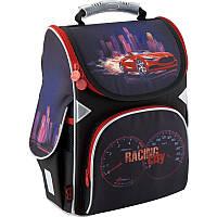 Рюкзак школьный каркасный GoPack (GO19-5001S-7)