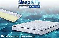 Ортопедический матрас Sleep&Fly Silver Edition Argon / Аргон