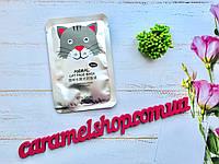 Питательная маска для лица Bisutang Animal Cat Face Mask (Котик), фото 1