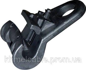 Підвісний (підтримуючий) зажим 25 - 120 мм. кв.