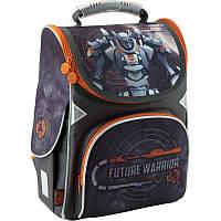 Рюкзак школьный каркасный GoPack (GO19-5001S-9)