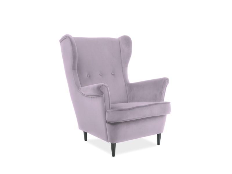 Кресло Lord Signal розовый BLUVEL 91
