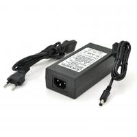 Импульсный адаптер питания 12В 10А (120Вт) штекер 5,5/2,5 + шнур питания, длина 1,70м Q100