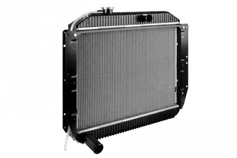 Радиатор вод. охлажд. ЗИЛ 130 , 130-1301010-А