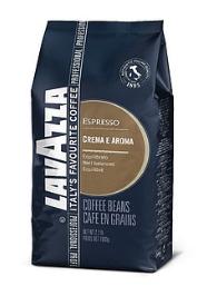 Кофе Lavazza Crema e Aroma espresso в зернах 1кг