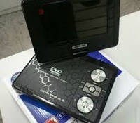 DVD проигрыватель портативный   LS-79
