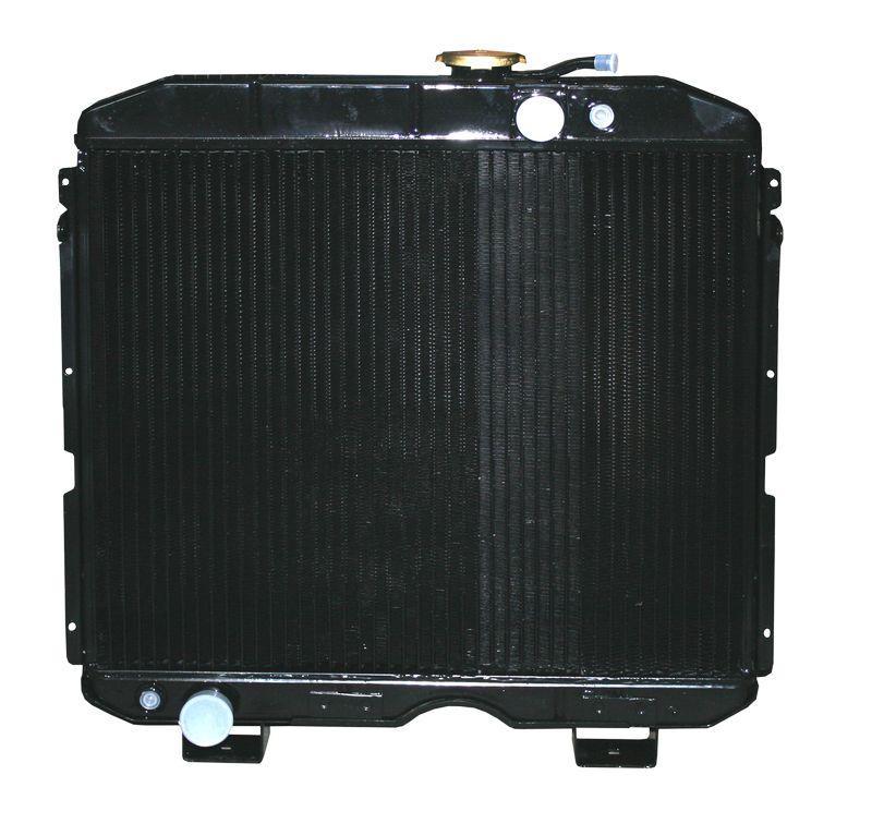 Радиатор вод. охлажд. ПАЗ 3205 , 3205-1301010-02А
