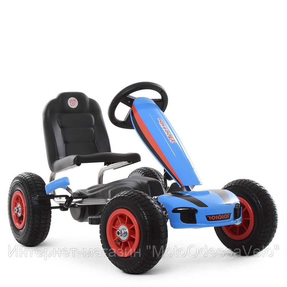 Педальная машинка Bambi КАРТ M 4039-4