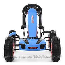 Педальная машинка Bambi КАРТ M 4039-4, фото 2