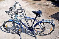 Металлическая велопарковка
