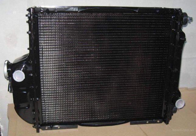Радиатор вод.охлажд. МТЗ с дв. Д-240 (4-х рядн.) медн.(TEMPEST), 70У.1301.010-01С
