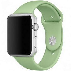Ремешок 42/44mm Sport Band S/M для Apple Watch Series 1/2/3/4 - Mint
