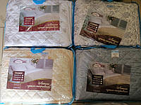Одеяло летнее полуторное 140х205см, наполнитель силиконовые волокна, ТМ Лелека