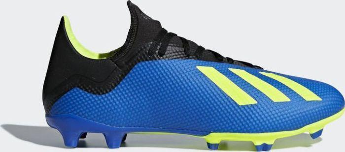 Футбольные бутсы Adidas X 18.3 FG (Оригинал) DA9335