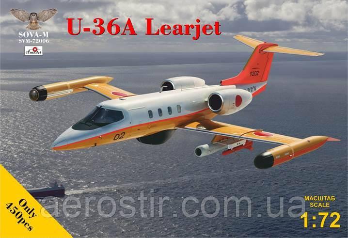 U-36A Learjet 1/72 SOVA-M 72006