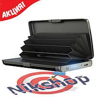 E-Charge Wallet Power Bank 10000mAh - кошелек с зарядным устройством