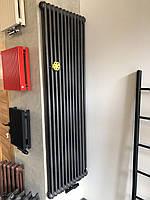 Instal Projekt Трубчатый радиатор Tubus 2 1800*576, 12 секций Black, фото 1