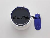 Гель-краска для ногтей UK.Nail №21 цвет синий  ,7 грамм