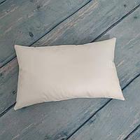 Детская подушка в кроватку (польский хлопок, синтепух)
