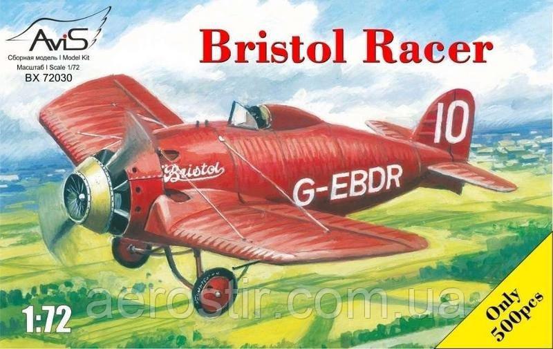 Bristol Type 72 Racer 1/72 AVIS 72030