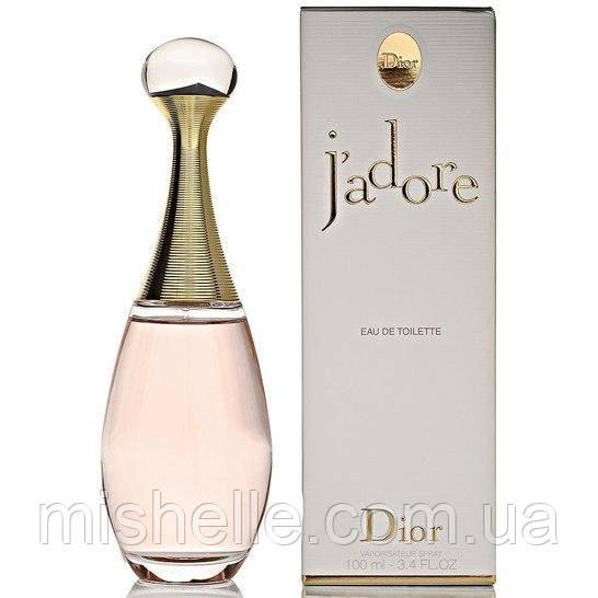 Женская туалетная вода Christian Dior J`AdoreToilette (Кристиан Диор Жадор)