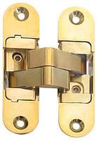 Петля дверная скрытая SFS С-118  R левая золото (sale)
