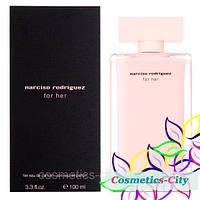Женская парфюмированная вода Narciso Rodriguez For Her,100 мл