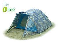 Трехместная палатка, Forrest Apache с окнами