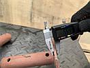 Піввісь 25/160мм (фланець-Жигуль/Мотоблок) двостороння Кругла!!, фото 2