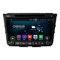 "Штатная магнитола Hyundai IX-25 Creta Incar AHR-2463 экран 8"" Wi-fi Bluetooth Android 4.4.4"