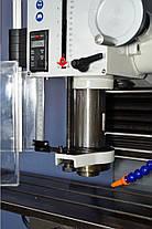 FDB Maschinen DM 45 LV cверлильно фрезерный резьбонарезной станок по металлу фдб дм 45 лв машинен, фото 3