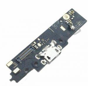 Плата зарядки для Motorola XT1601 Moto G4 Play, XT1602, XT1603, XT1604, с разьемом зарядки, с микрофоном