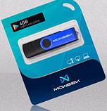 USB OTG Flash Drive  8gb флеш накопитель переходник для телефона мини ЮСБ. флешка оригинал, фото 6