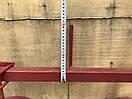 Окучник дисковий 370мм на подвійний зчепленні 800мм Булат, фото 7