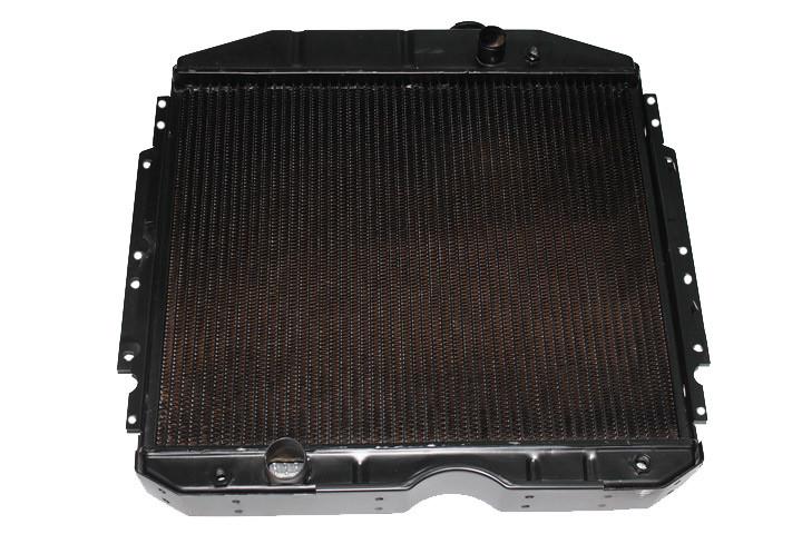 Радиатор вод. охлажд. ГАЗ 53 (3-х рядн.) медн. (TEMPEST), 53-1301010-С