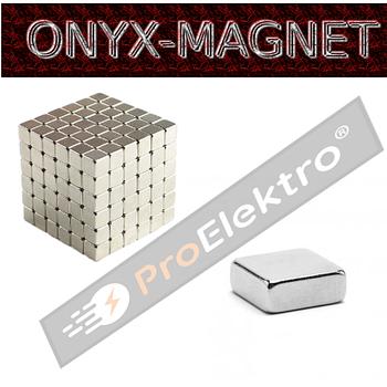 Неодимовые магниты / магнитные квадраты и кубы