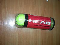 Мячи для игры в больной теннис HEAD Championship